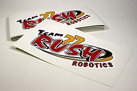 robotic stickers