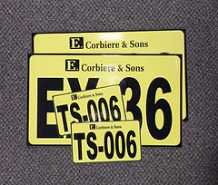 Corbiere & Sons stickers.JPG