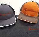 embroidered campbell heating logo for ball cap style hat