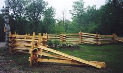 jd - snake rail fence