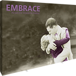 Embrace - 10' Full Height Push-Fit Tension display