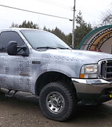 Ford truck - new wrap