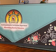 Wikwemikong Board of Education - Anishna