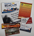 fridge magnetics by Beacon Images