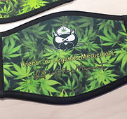 herb n legends sublimated mask full colo