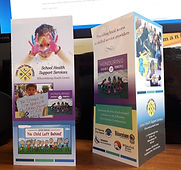 school health support services brochures