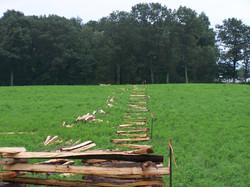install - snake rail