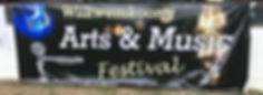 Custom Vinyl Banner - Wiikwemkoong Arts