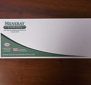Meneray envelope