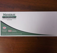 Meneray envelope