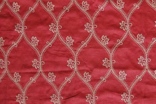 Colefax & Fowler Embroidered Clancy