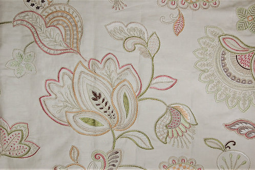 Colefax & Fowler Embroidered Cressida