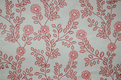 Jane Churchill Embroidered Julliette