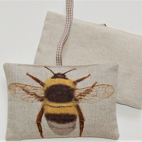 Bumblebee Lavender Pillow