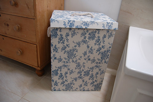 Floral design Storage Box - Large with lid