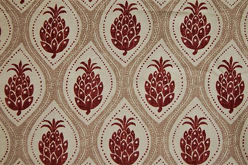 GP&J Baker Pineapple Red