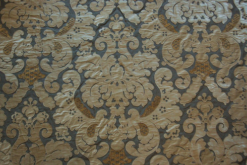 Appliqued French Linen