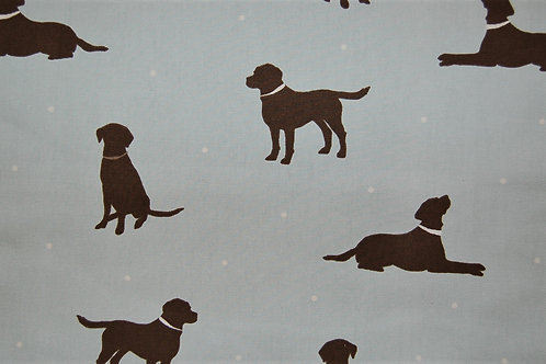 Brown Labrador apron