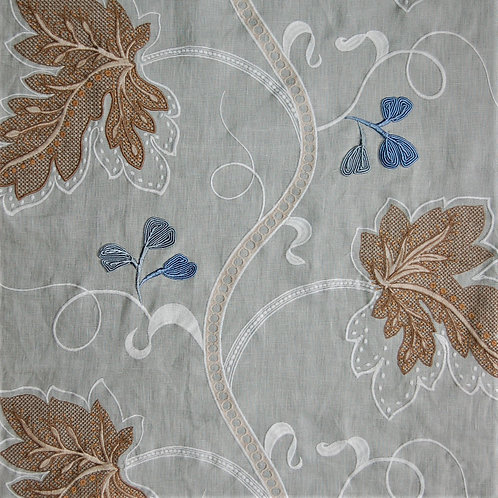 Colefax & Fowler Embroidered Tree Of Life
