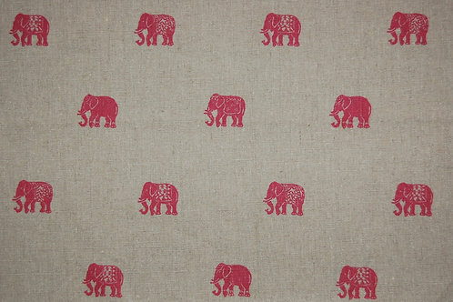 Safi pink Elephants Design