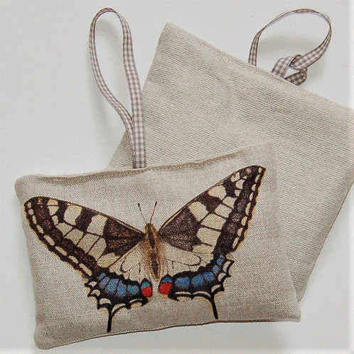 Swallowtail Lavender Pillow