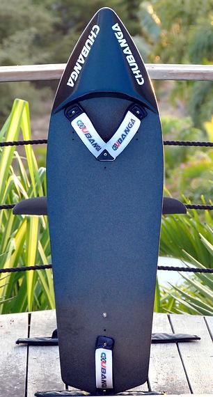 Chubanga's v1 board