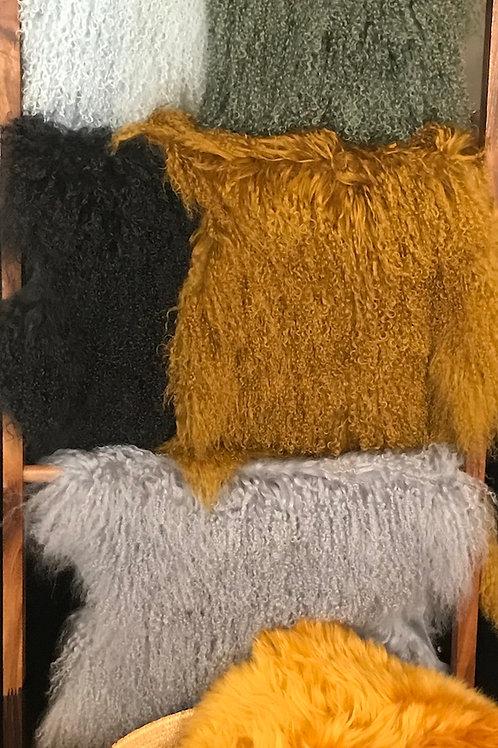 Tibetanisches Lammfell