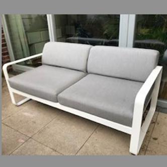 Fermob 2-Sitzer und Sessel im Set