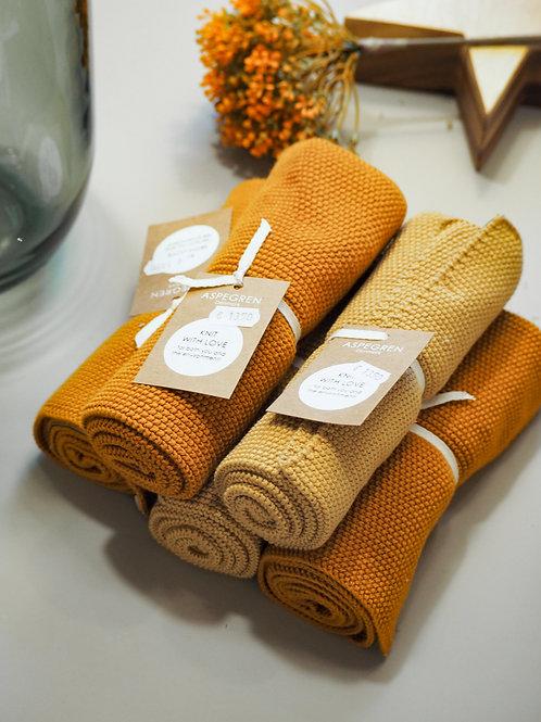 Handtuch - gestrickt
