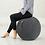 Thumbnail: Sitzball mit Bezug - verschiedene Farben
