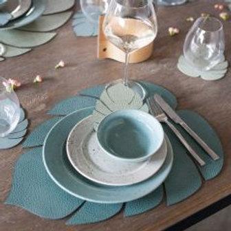 Tischset Blatt
