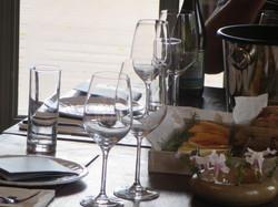 לפני שמוזגים את היין