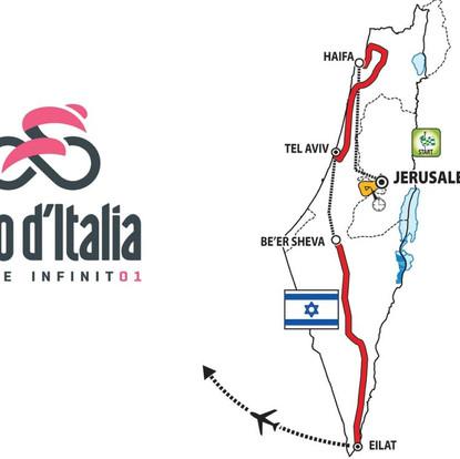 Israel Welcomes the Giro d'Italia