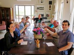 טיול יין משפחתי