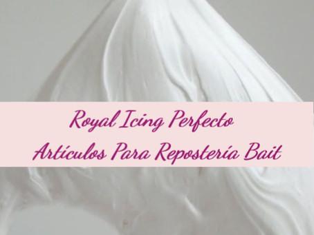 Royal Icing Perfecto