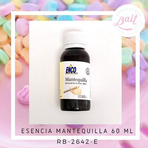 Esencia Mantequilla 60 ml