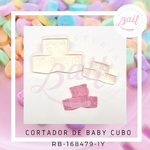 Cortador de baby cubo
