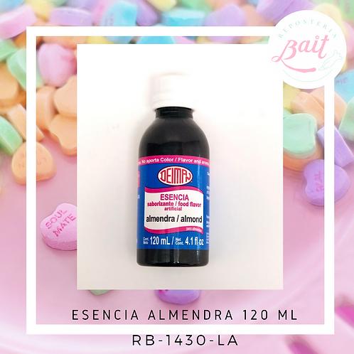 Esencia Almendra 120 ml