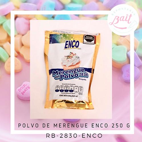 Polvo de merengue Enco 250g