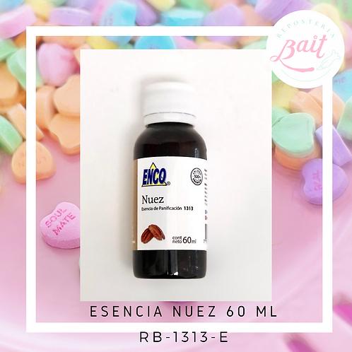 Esencia Nuez 60 ml