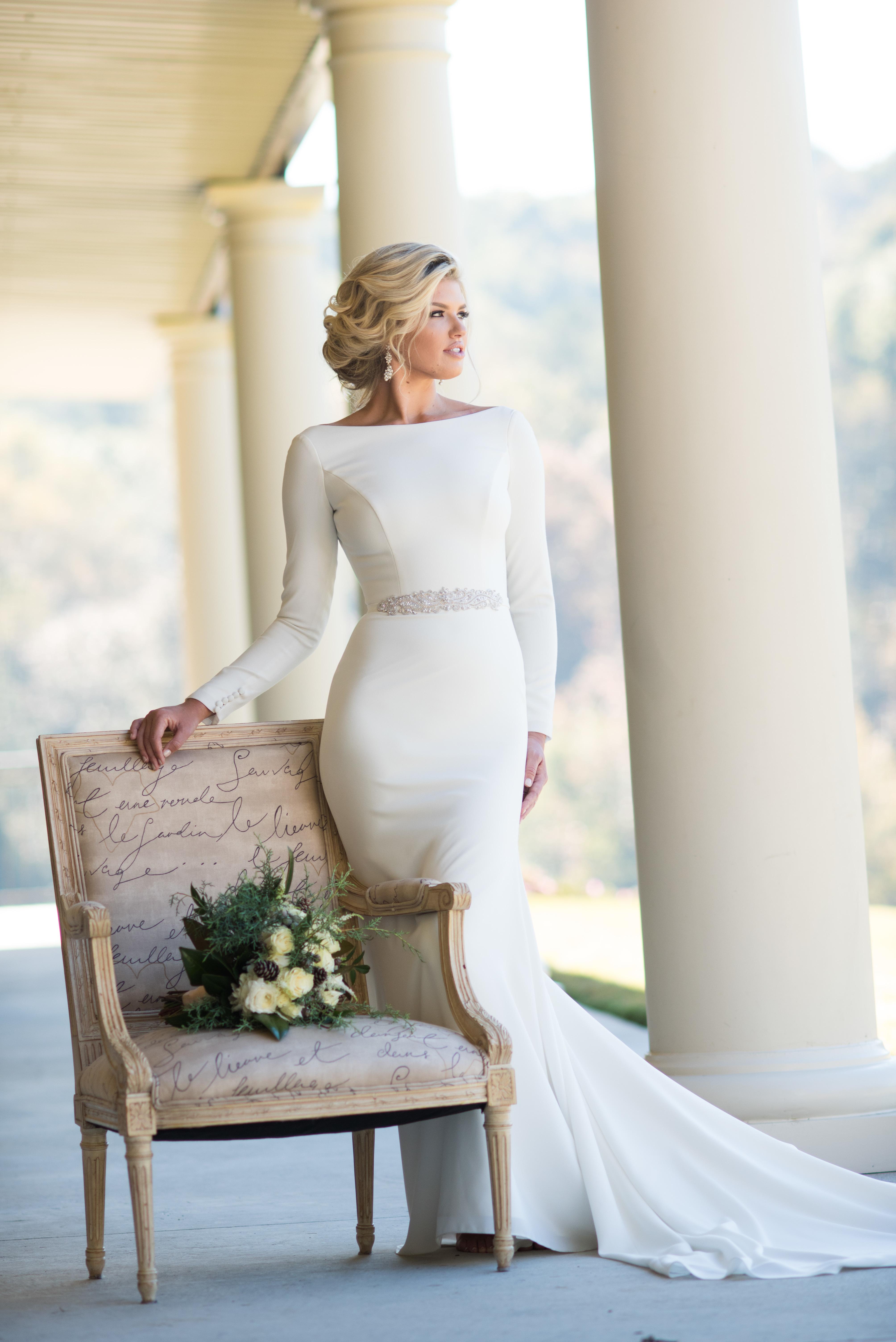 Mikaella Wedding Dress 3