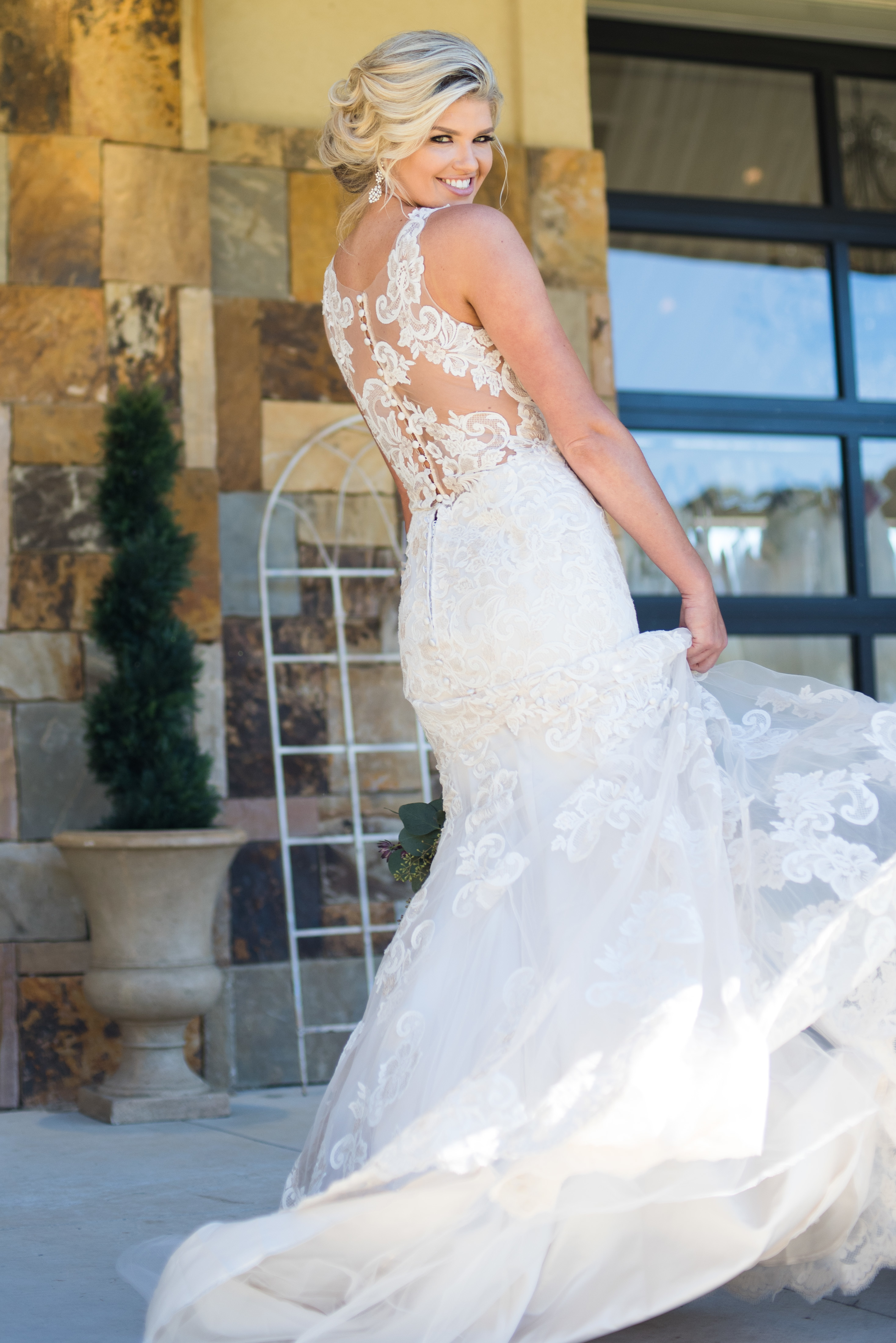 Allure Romance Madison James Wedding Dress 2