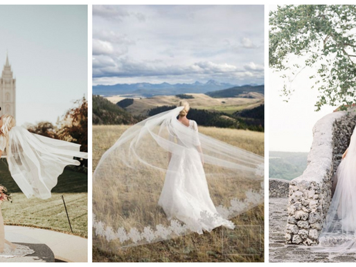 3 Reasons You'll Never Regret Wearing A Veil on Your Wedding Day