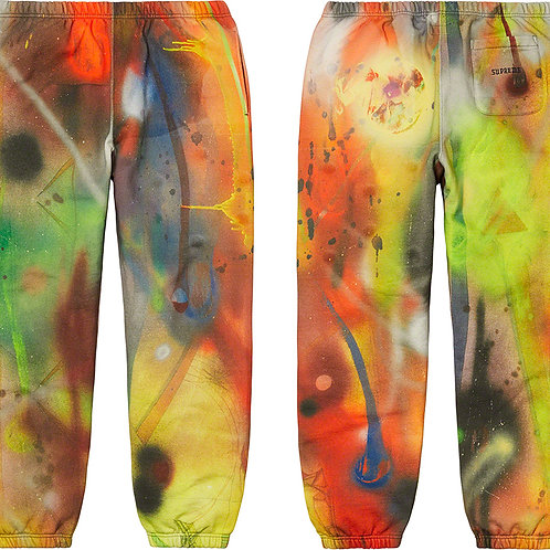 Supreme Rammellzee Sweatpant Multicolor