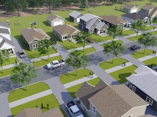 Construction underway on Grand Haven's newest neighborhood