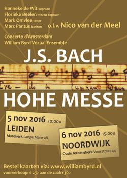 Hohe Messe - Jubileumconcert