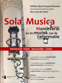 Sola Musica - november 2017