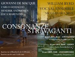 Consonanze Stravaganti - mei 2019