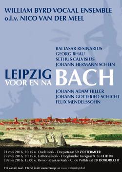 Leipzig voor en na Bach