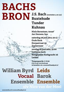 Bach's Bron - juni 2014